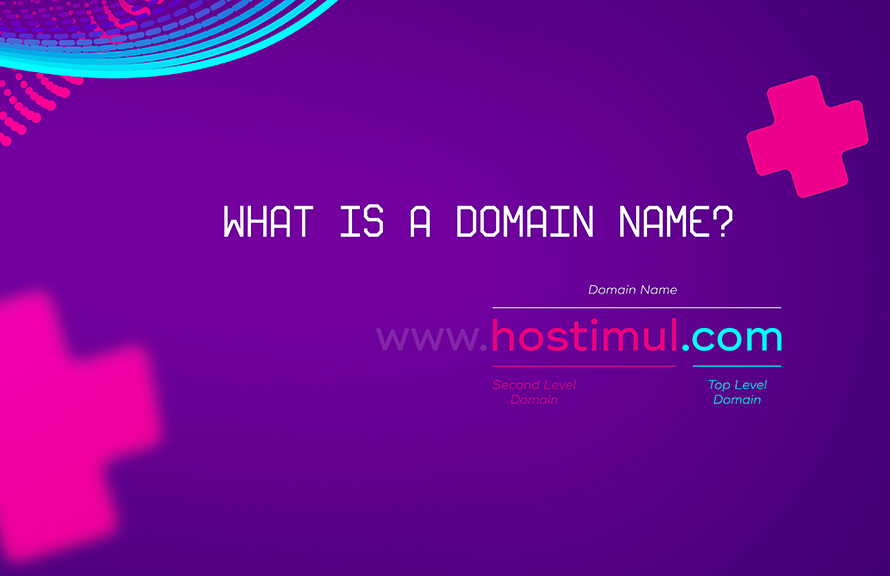 What is the domain name, and why do you need it?