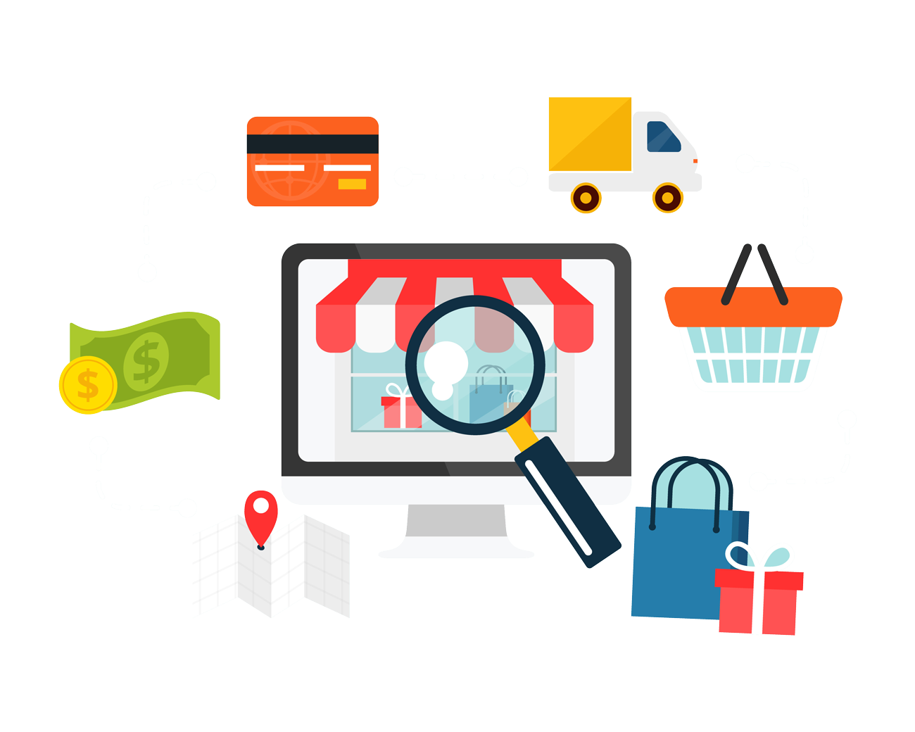 How to Create an eCommerce Website?