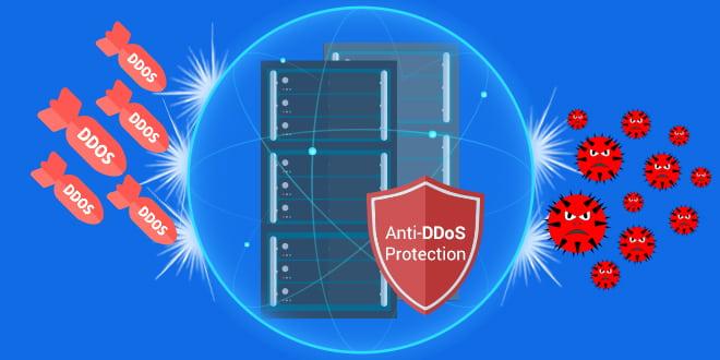 Anti DDoS VPS