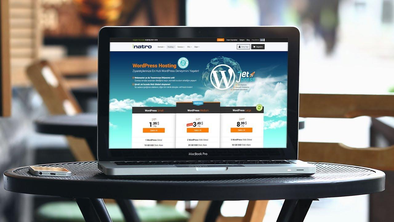Wordpress хостинг россия