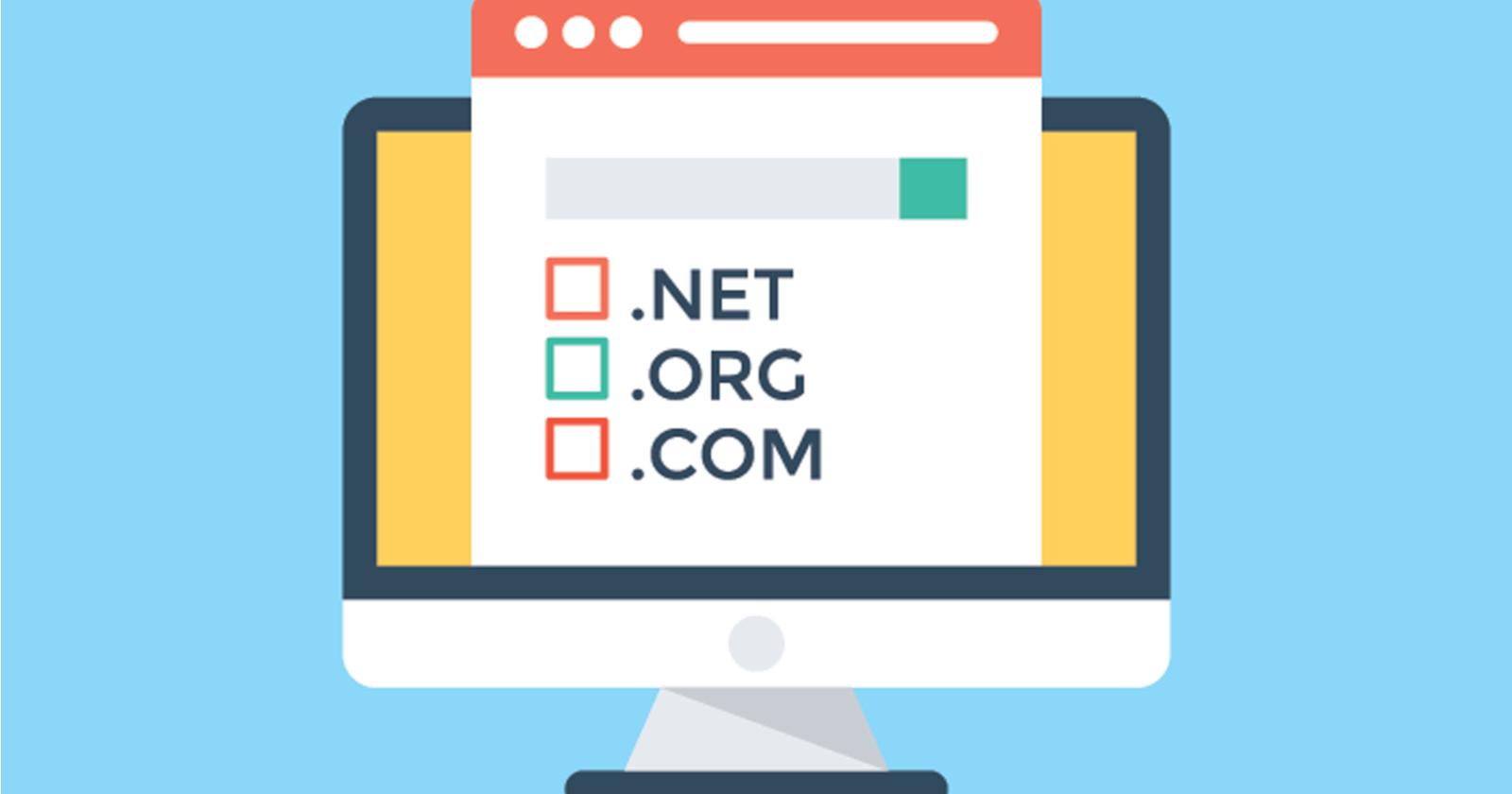 Domain satışı