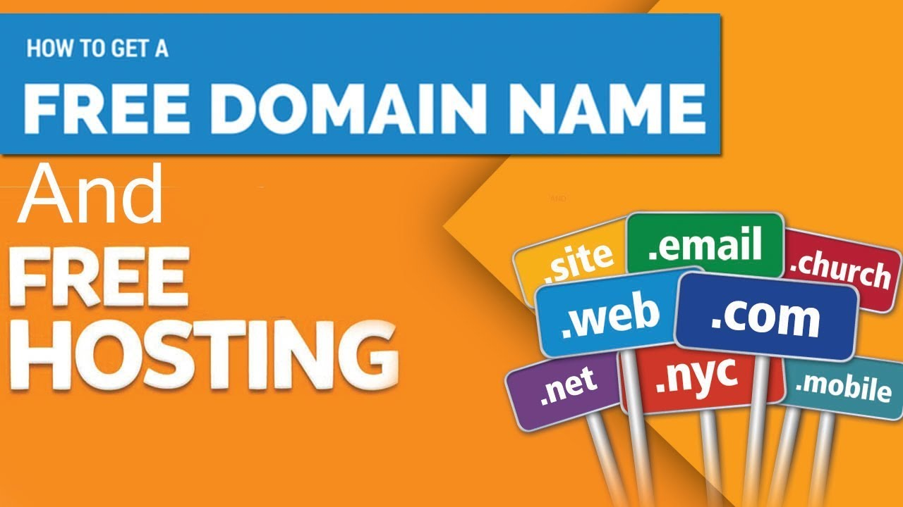 How to Make a Free Website with Free Domain and Hosting?