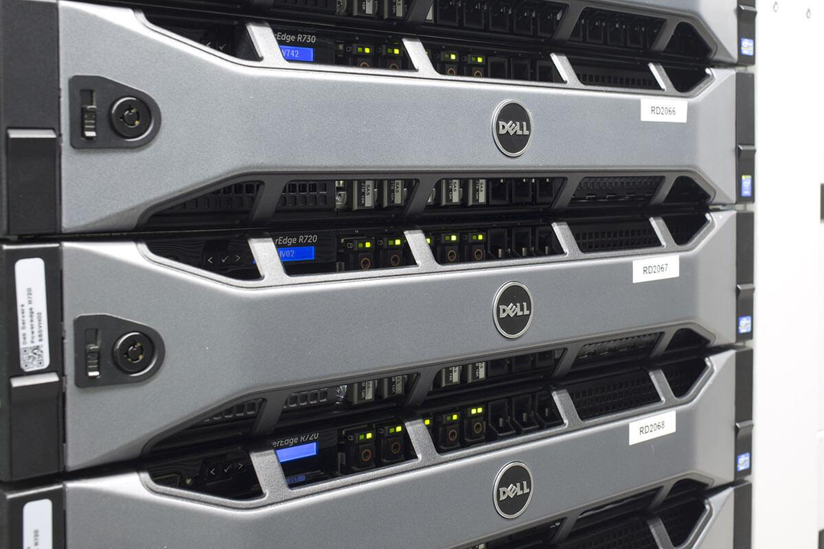 выделеленный сервер в сша