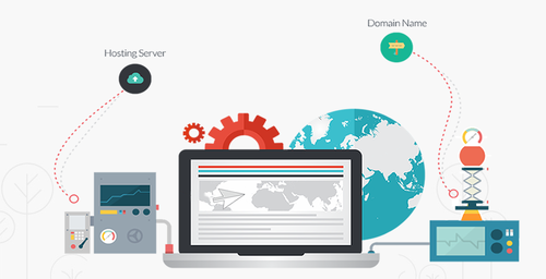 Linux web hosting server